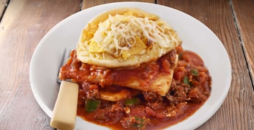 Mexicali Taco Lasagna Pierogy Bake (CN)
